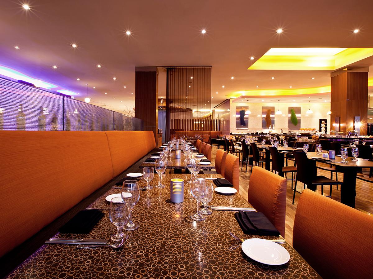 The Square Restaurant