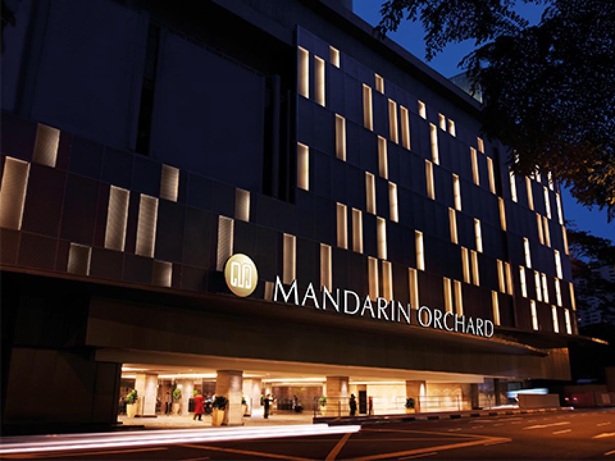 Mandarin Orchard Singapore, by Meritus